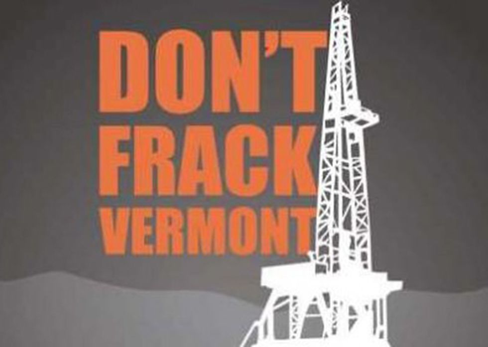 Vermont Close to Passing Fracking Ban