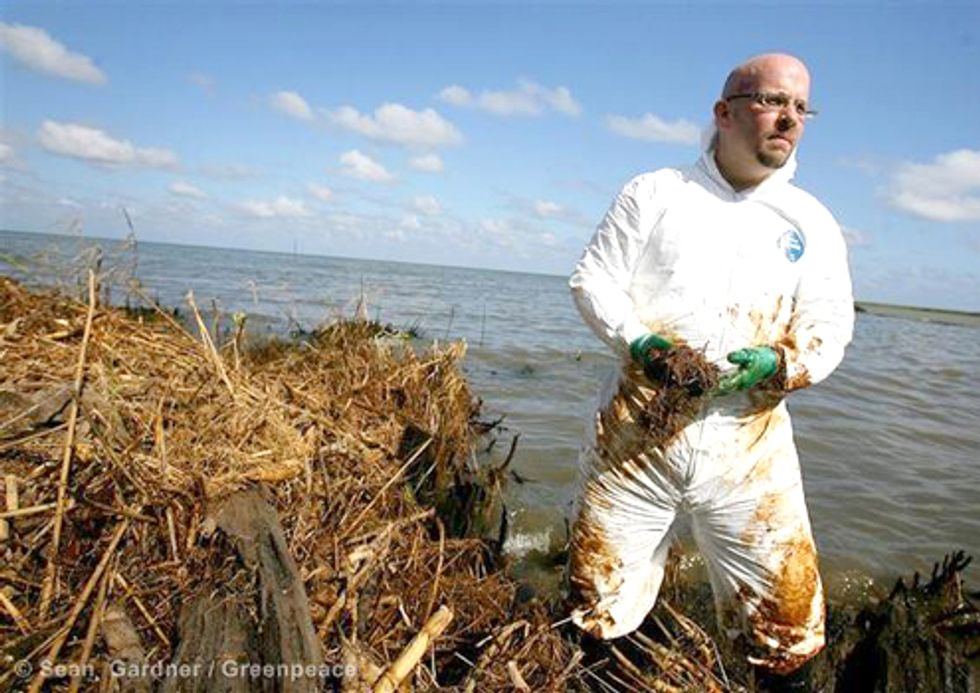 BP's Gulf Disaster—Where's the Response?