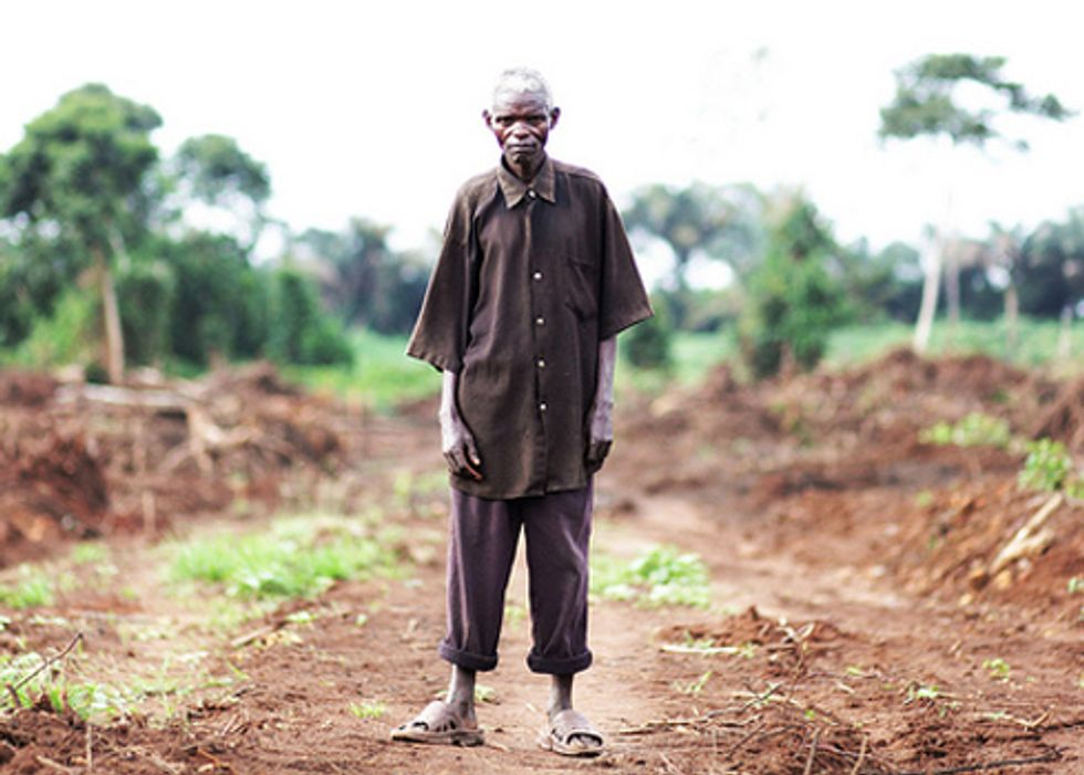 New Report Uncovers Land Grab in Uganda