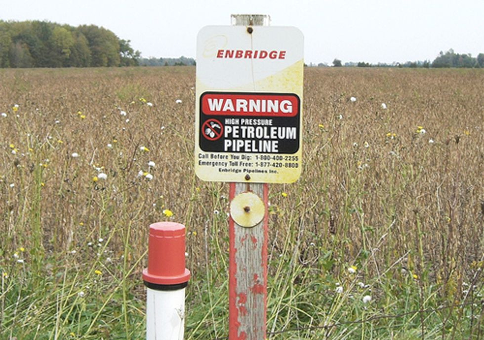 Ontario/Quebec-New England Tar Sands Pipeline Hits Strong Opposition