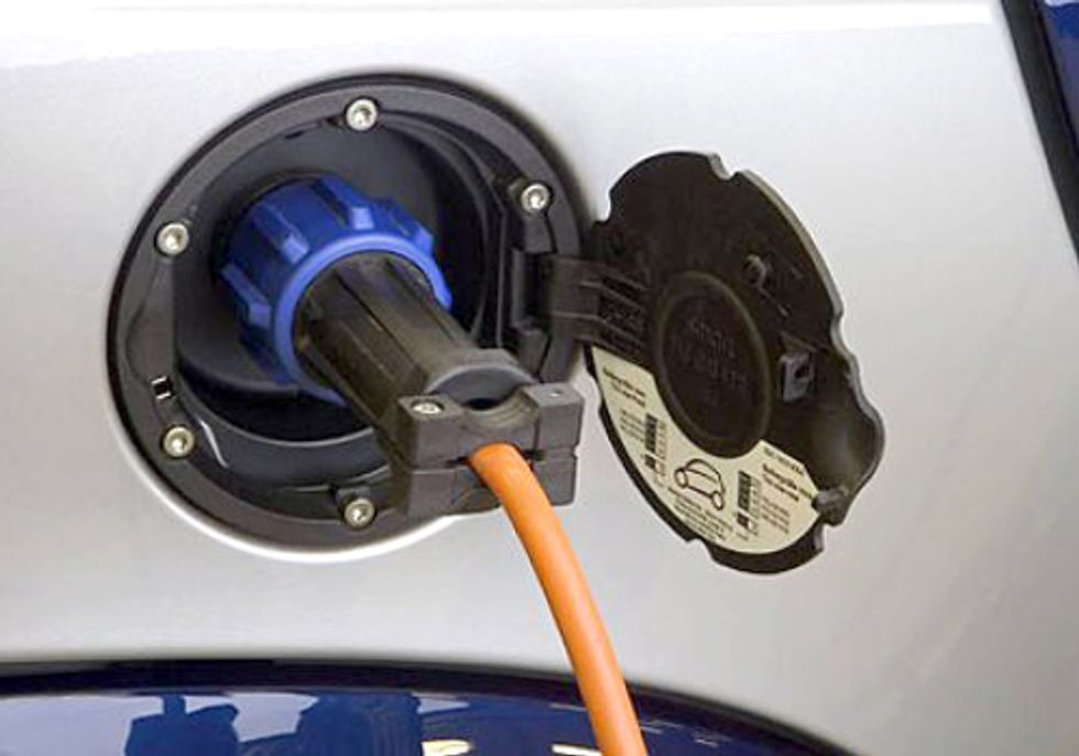 State of Charge: Electric Vehicles and Global Warming Emissions