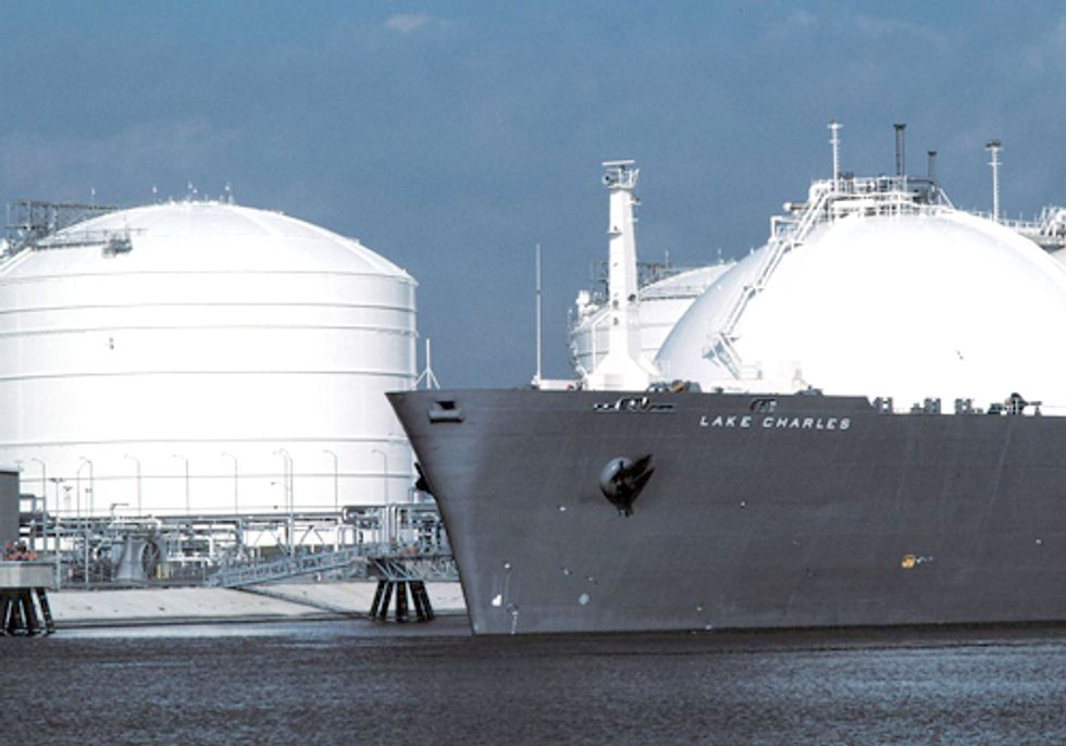 Health Risks Spark Challenge of Liquefied Natural Gas Export Facility