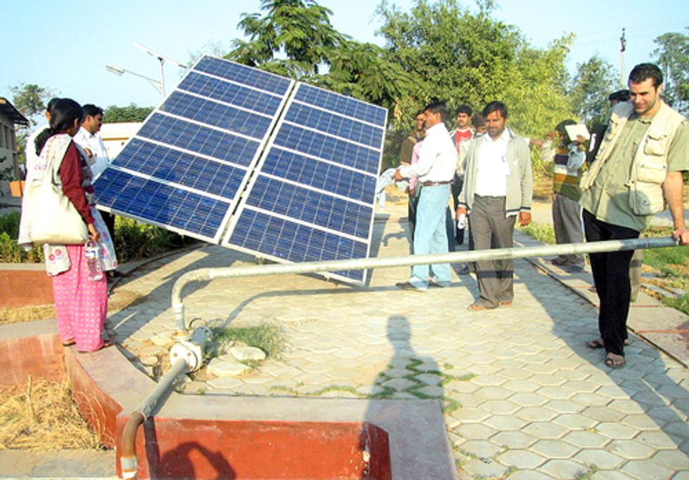 Ambitious Solar Program in India Driving Prices to Impressive Lows