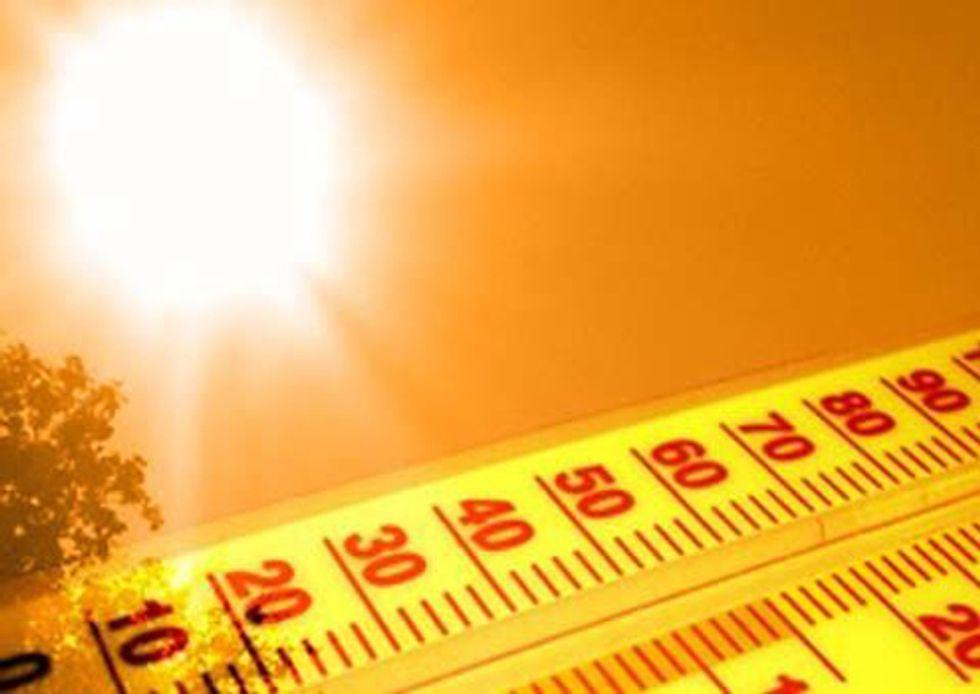 Heat Wave Bakes West