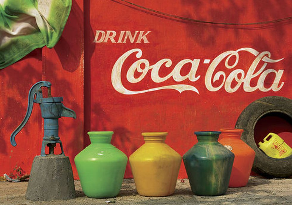Coke: End Your Attempt to Control Water for Profit