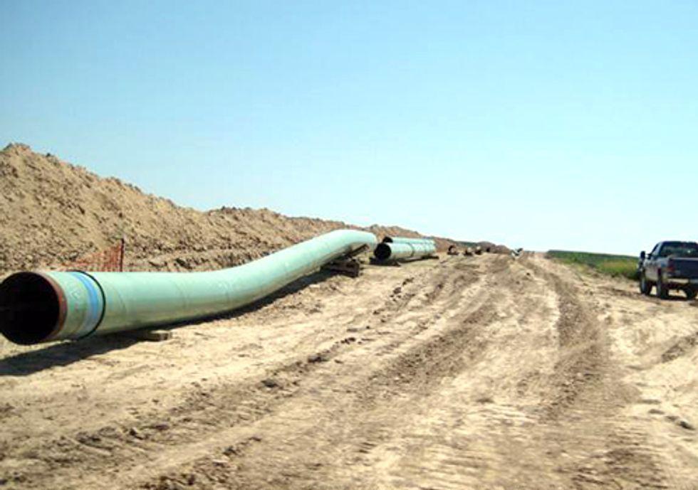 Keystone XL Pipeline Update