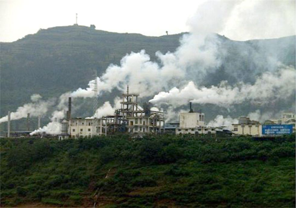 Economic Recovery Brings Return to Growth of CO2 Emissions