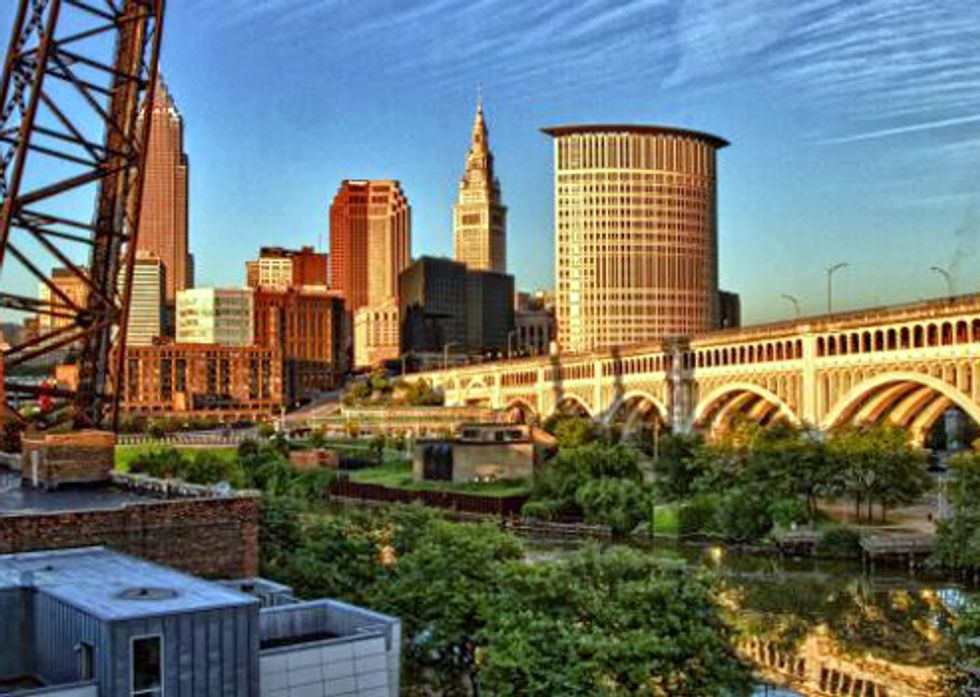 EVENT: Official Launch for Cleveland 2030 District