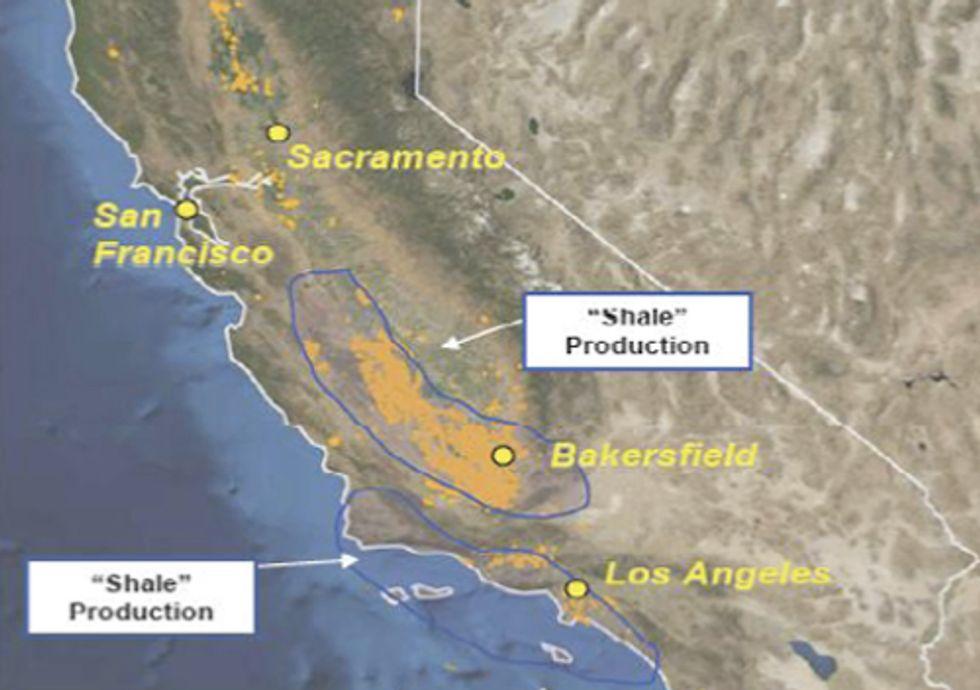 Fracking Industry California Dreamin'