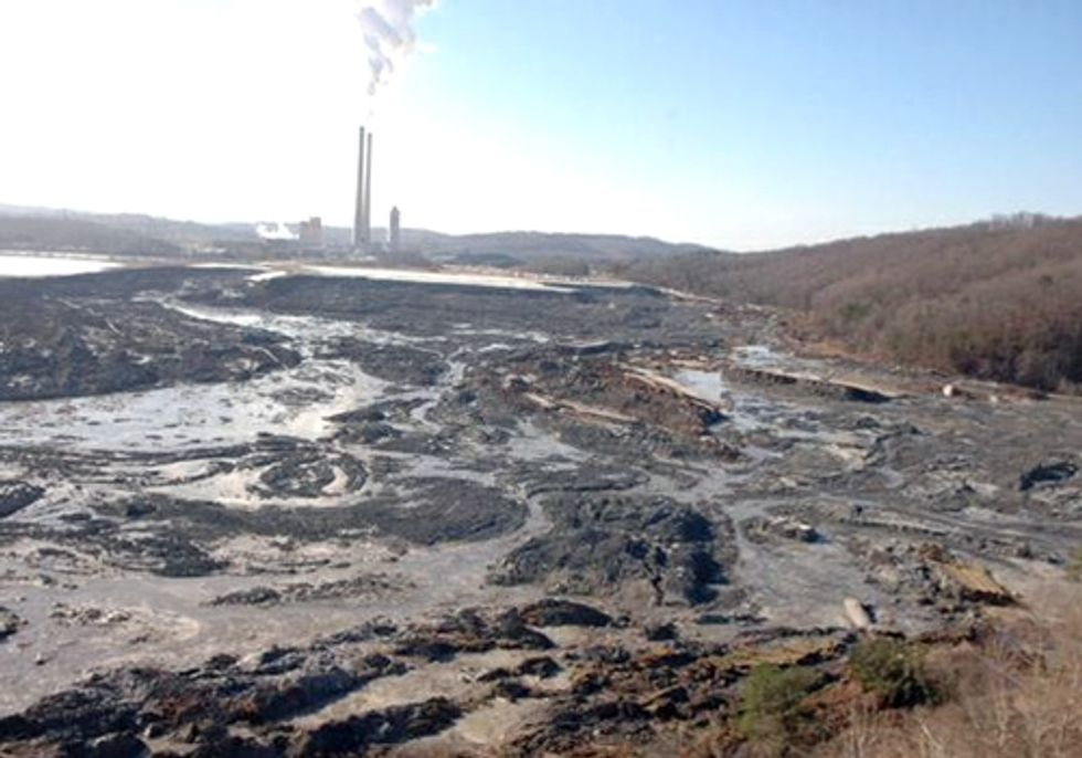 Forty-Nine Coal Plants Acknowledge Groundwater Contamination