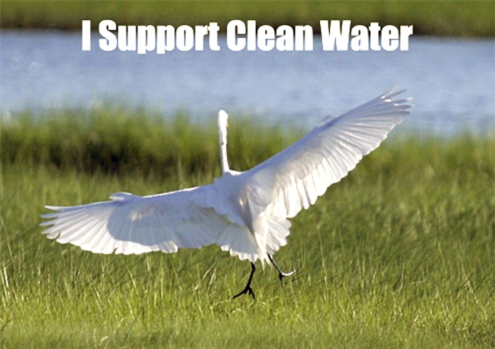 CONTEST: Write Your Clean Water Letter to the Editor