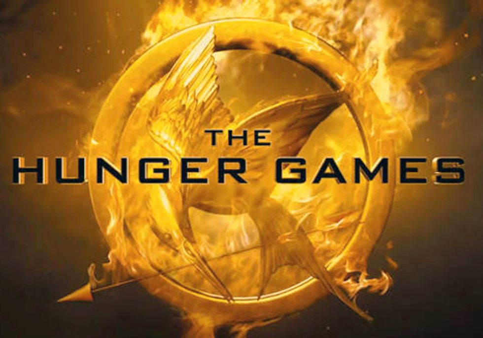 Welcome to the 2012 Hunger Games