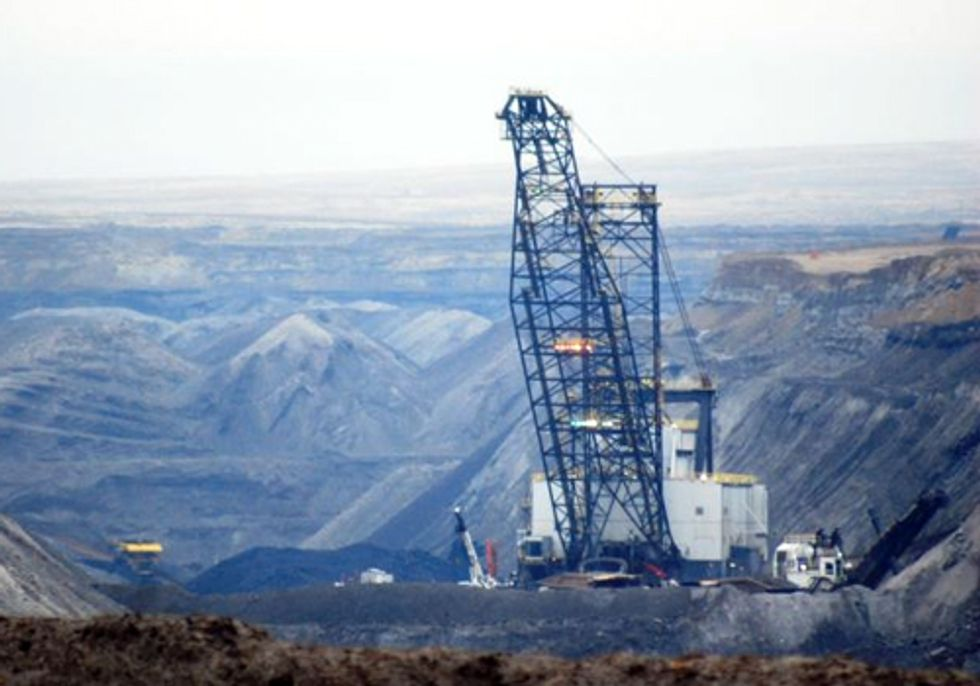 Groups File Suit over Largest Coal Plans Ever Approved by U.S. Interior Department