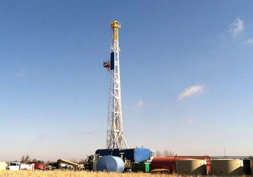 ALEC Wasn't First Industry Trojan Horse behind Fracking Disclosure Bill