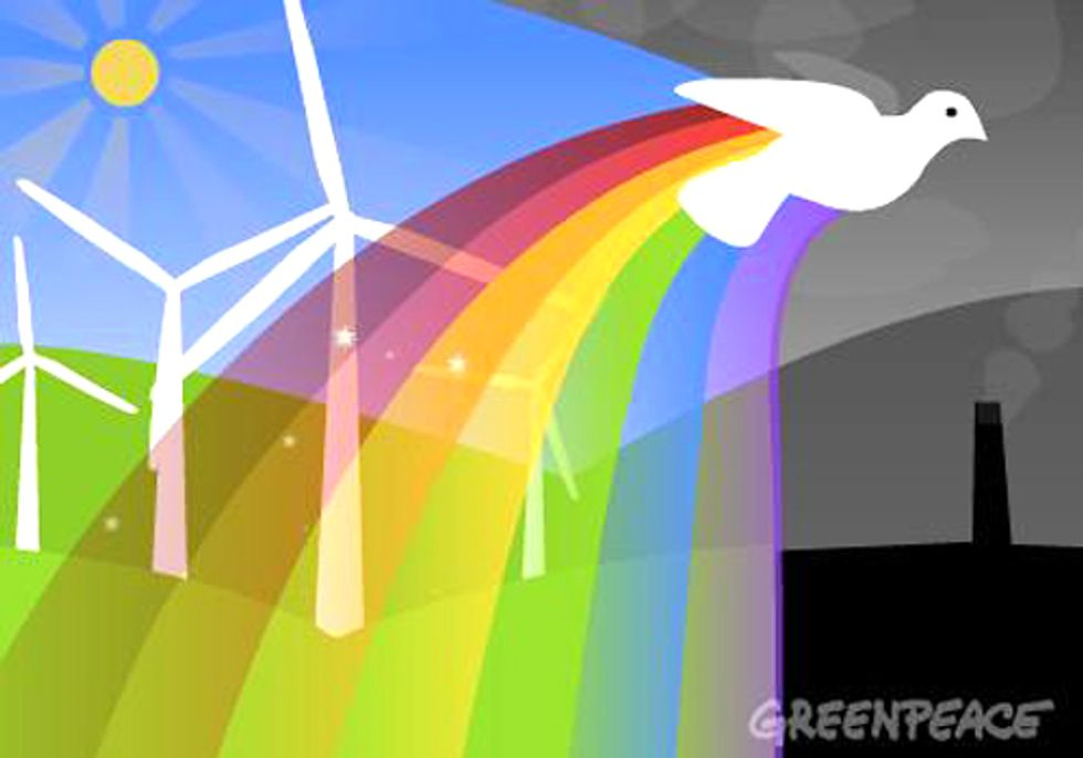 Greenpeace Calls for Renewable Revolution as Japan becomes Nuclear Free