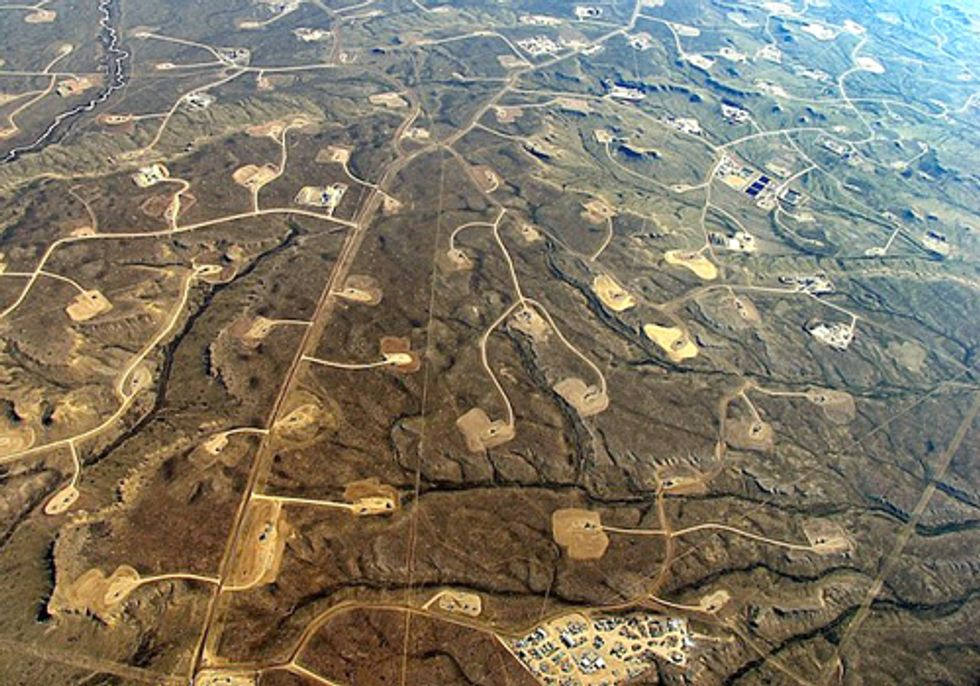 Interior Department Fracking Proposal Doesn't Require Chemical Disclosure
