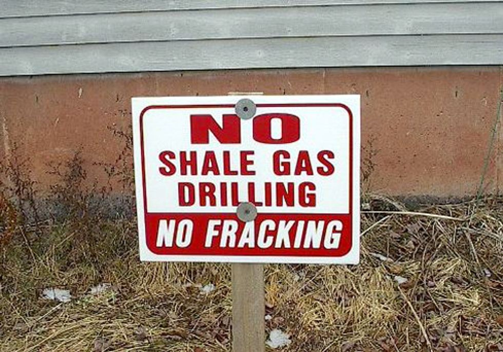 Vermont Votes in Favor of Fracking Ban While BLM Falters