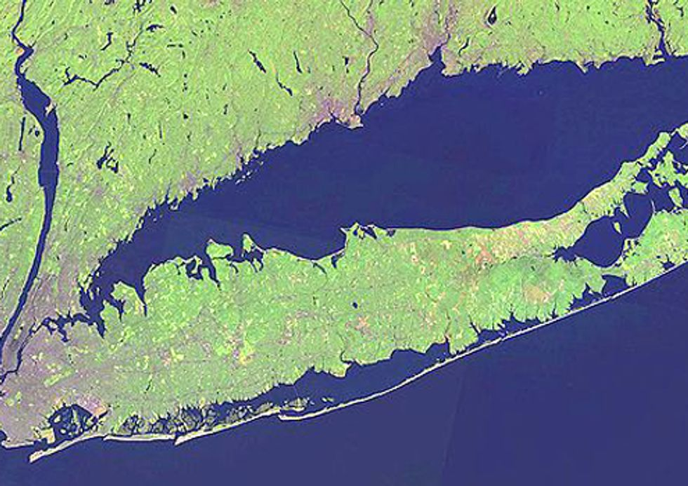 Long Island's Drinking Water—Challenges and Solutions