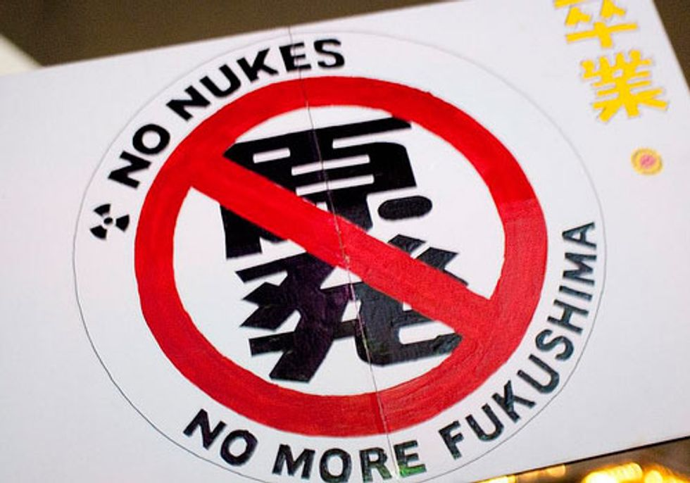 Nuclear Power Industry Has Melted in Japan and France