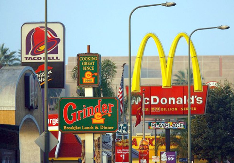 New Report Offers Policy Solutions for a Nation that Can't Afford Fast Food's Abuses