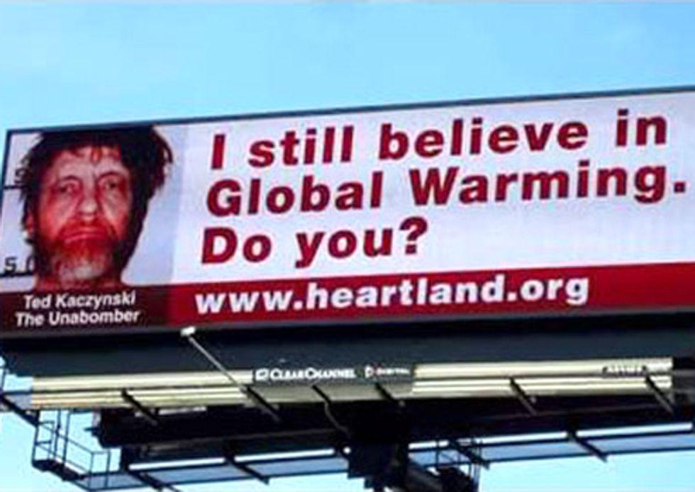 Sponsors Dump Heartland after Ad Backfires