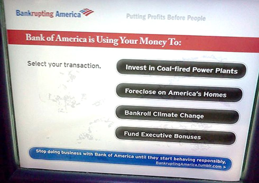 Bank vs. America Showdown: Protests Planned at Bank of America Shareholders' Meeting