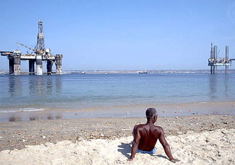 Angolan Oil Industry Fuels Corruption and Parallels Destruction of Louisiana Communities