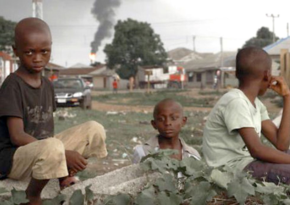 Shell in Nigeria: It's Worse than Bad