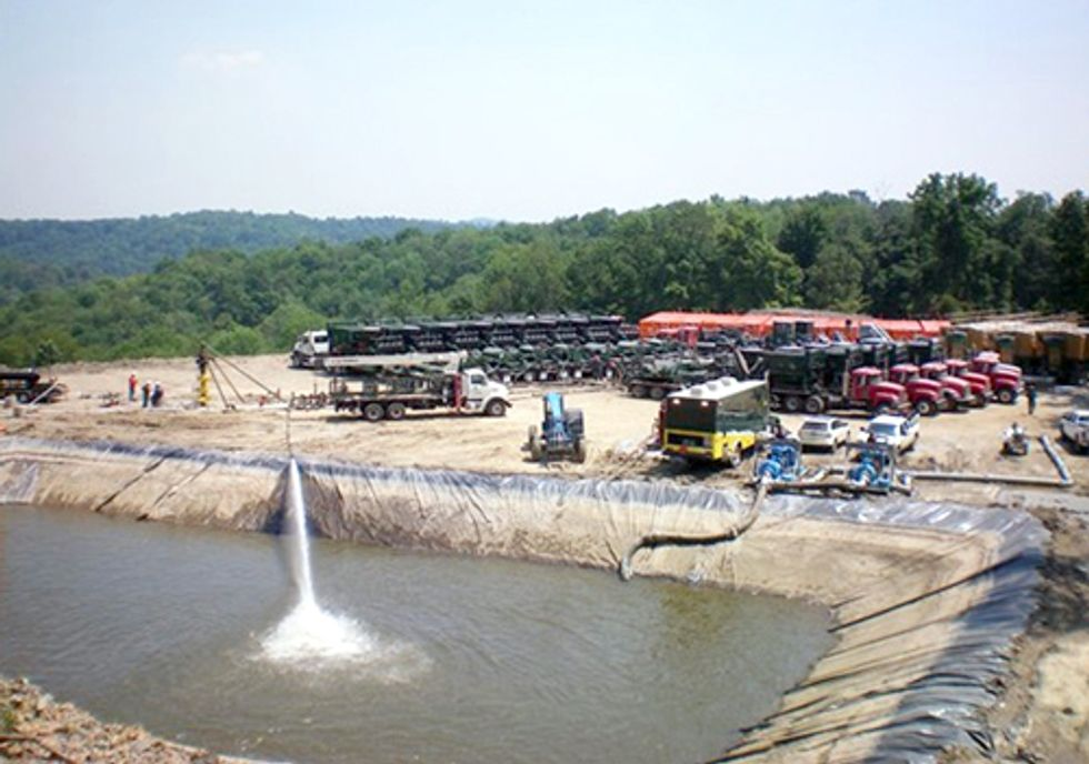 Report: All Fracking Wastewater Disposal Methods Fail to Protect Public Health and Environment