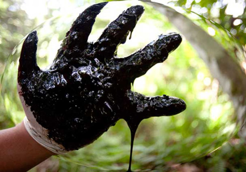 Chevron Issues Corporate Responsibility Greenwashing Report
