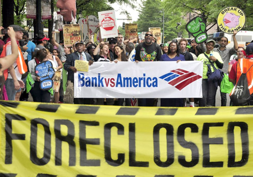 We Mean It, Bank of America: No More Money for Coal