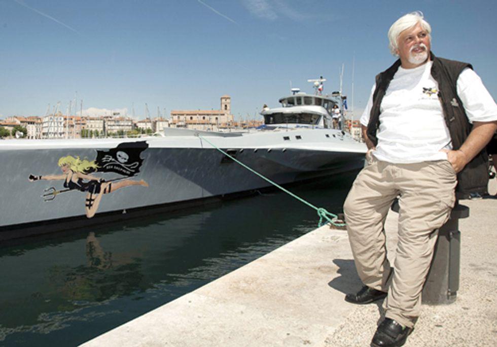 German Police Arrest Captain Paul Watson of Sea Shepherd