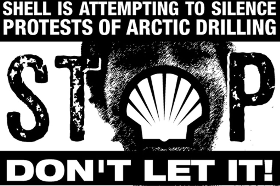 More Than One Million People Urge White House to Stop Shell's Arctic Drilling