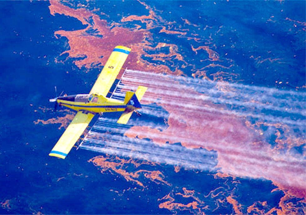 Is the EPA Covering up Oil Dispersant Dangers?