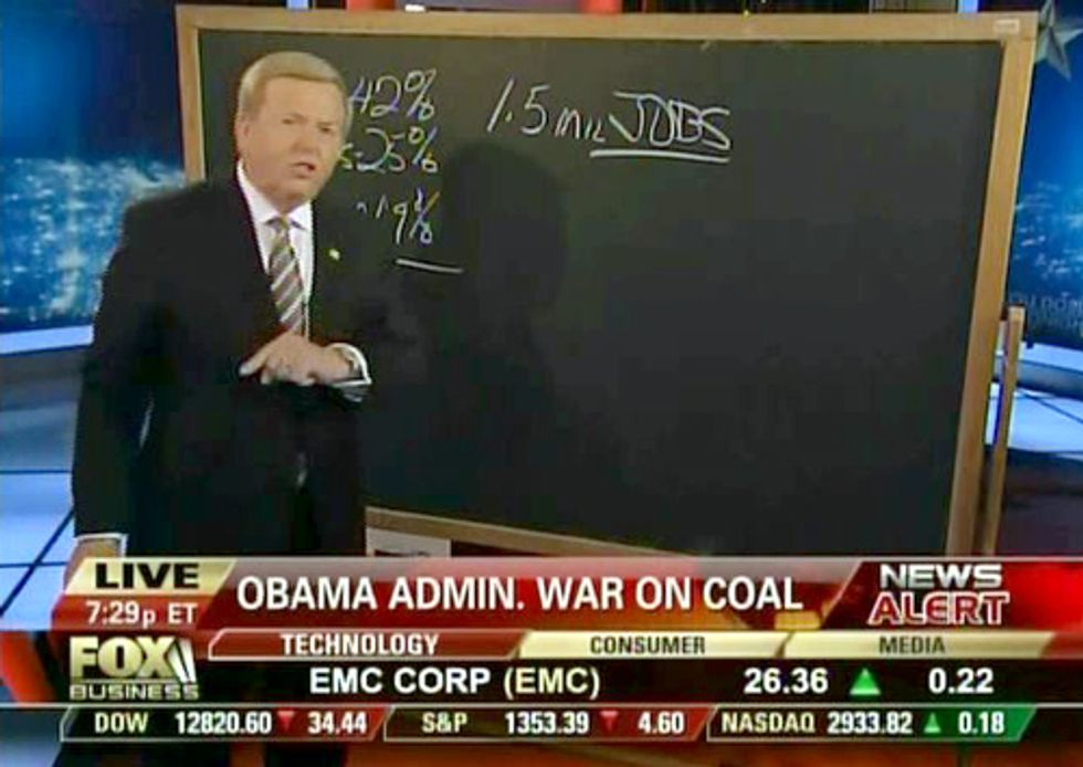 Fox Is Now Literally an Ad for the Coal Industry