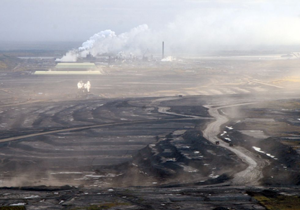 The Truth about Transporting Tar Sands through Ontario and Quebec for Export into the U.S.