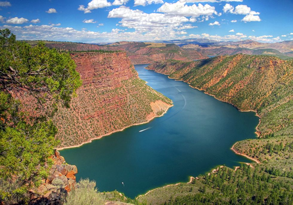 Feds Turn Down Permit for Flaming Gorge Pipeline