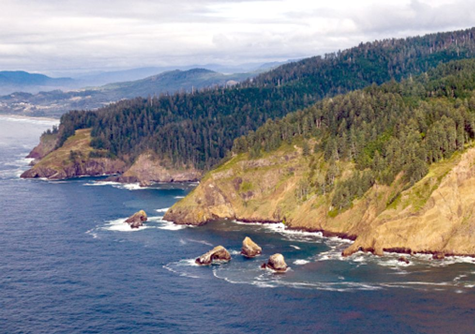 Oregon Shows Historic Natural Resources Stewardship with Three New Marine Reserves