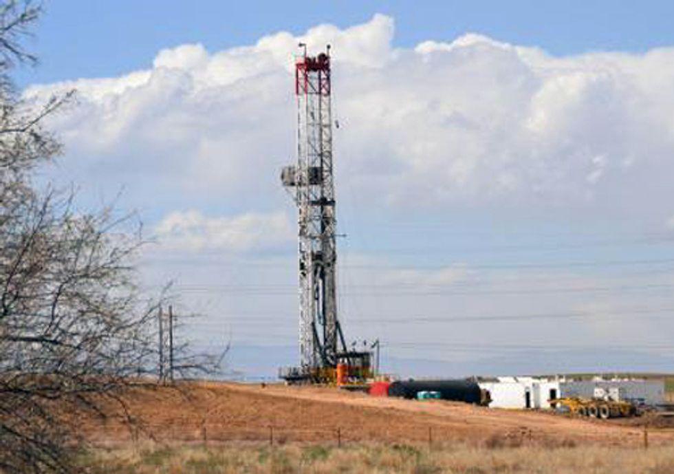 Fracking Colorado
