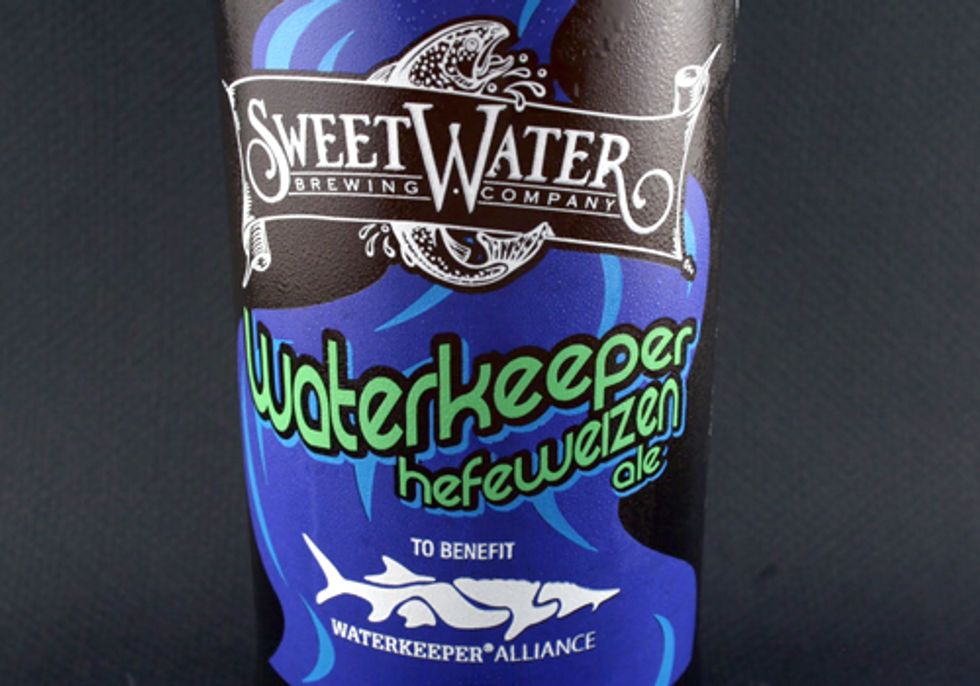 'Save the Black Warrior' with SweetWater Brewing Company