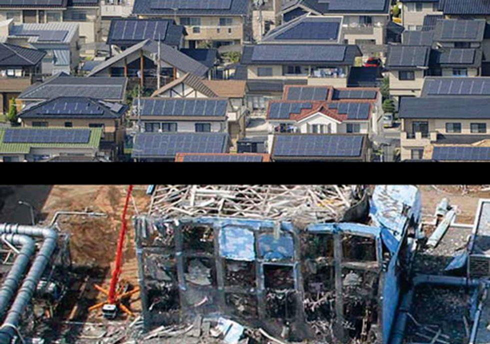 Fukushima Tour de Force