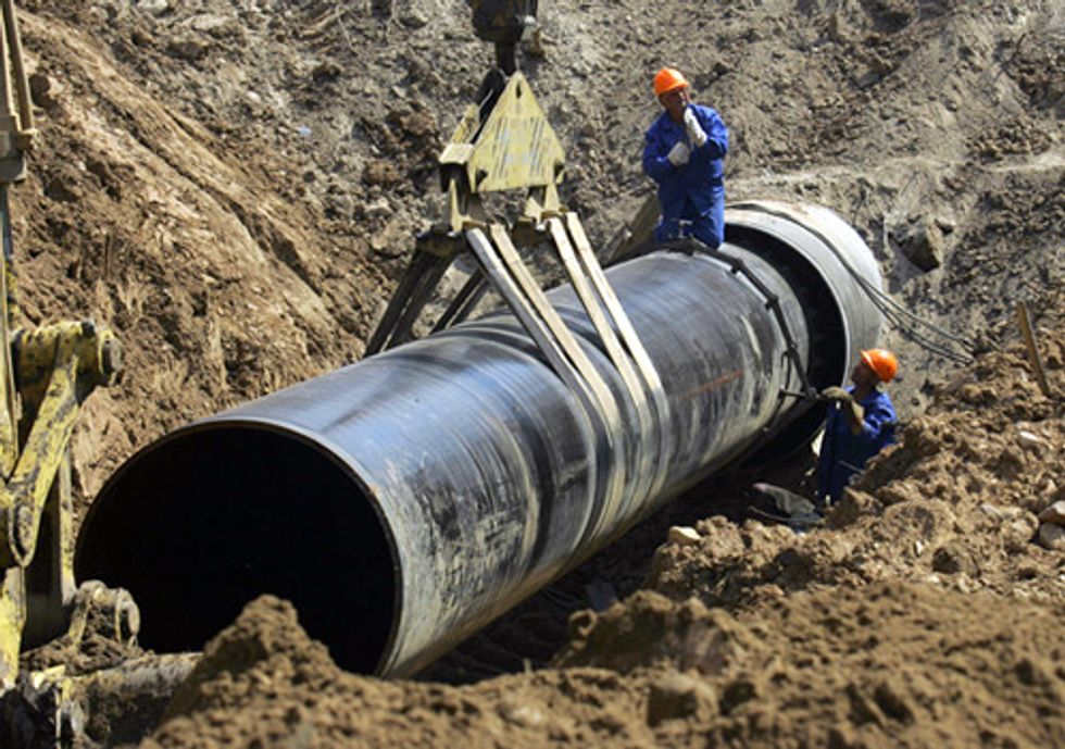 Study Finds that U.S. Gas Prices Will Increase if Keystone XL Pipeline Is Built