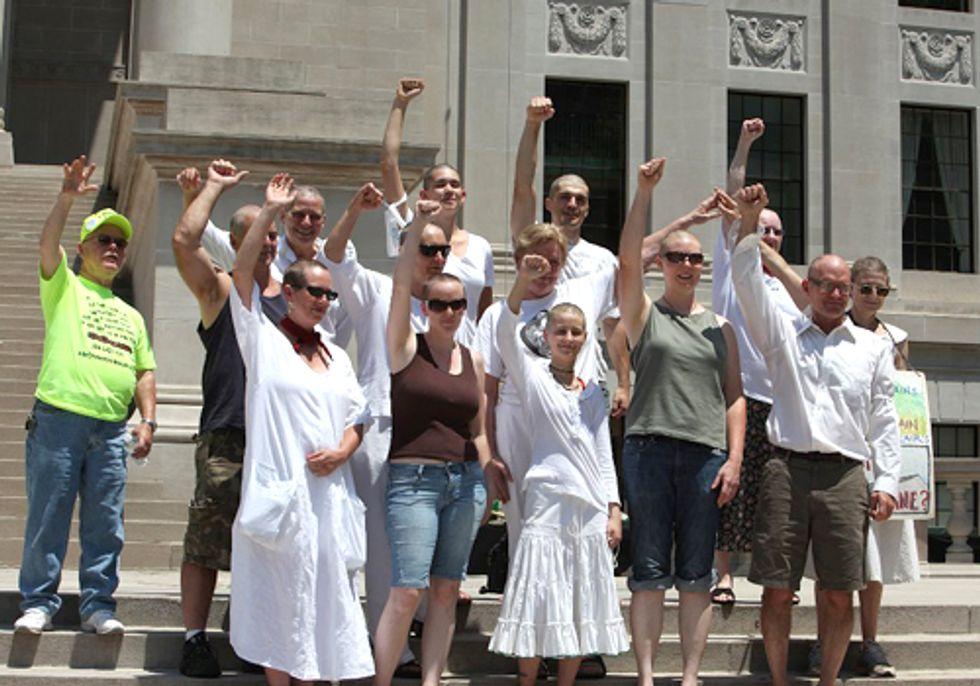 Appalachian Women (and men) Unite to End Mountaintop Removal