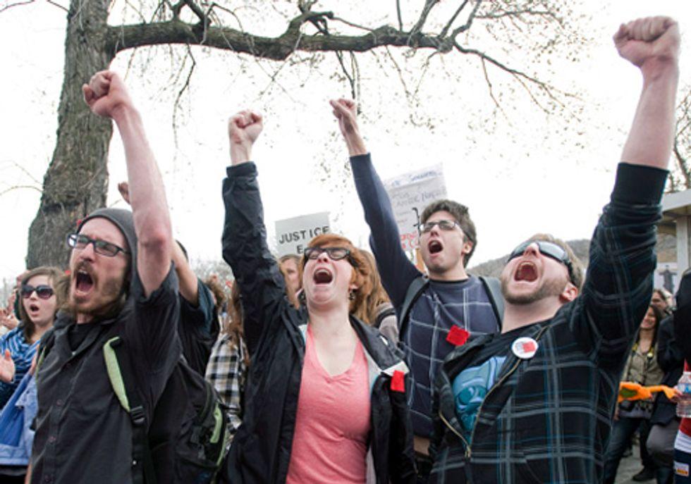Protests Shine Spotlight on Skewed Priorities