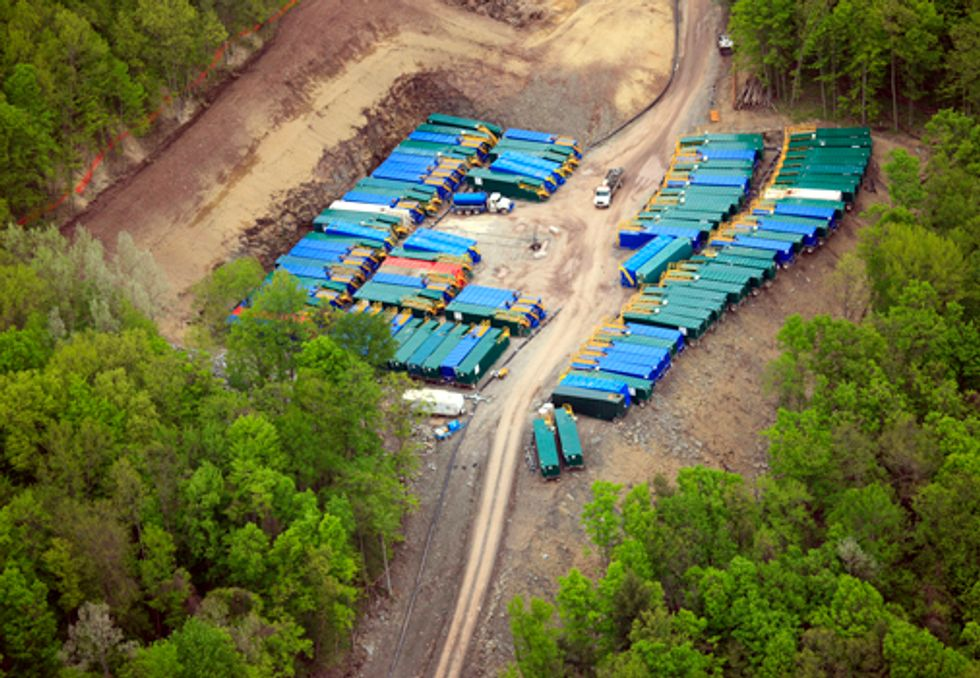Report Reveals Few Penalties for Violating Gas Drilling Rules in PA