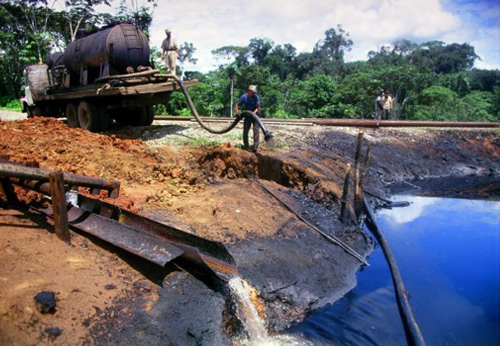 Leading Critics from Brazil to Angola Expose Chevron's Abuses at Shareholder Meeting Today