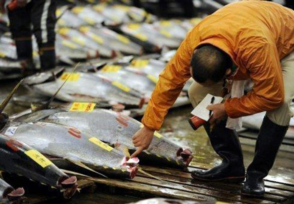 Fukushima Radiation Now Detected in the U.S. Food Supply