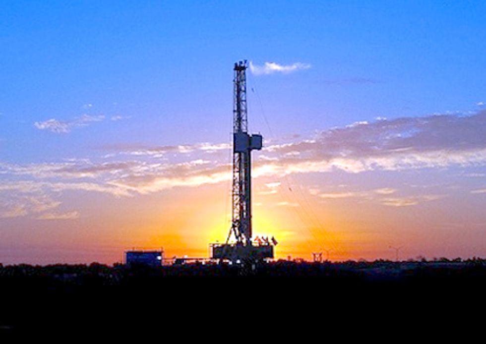 Fracking Boom Kills Renewable Energy Industry
