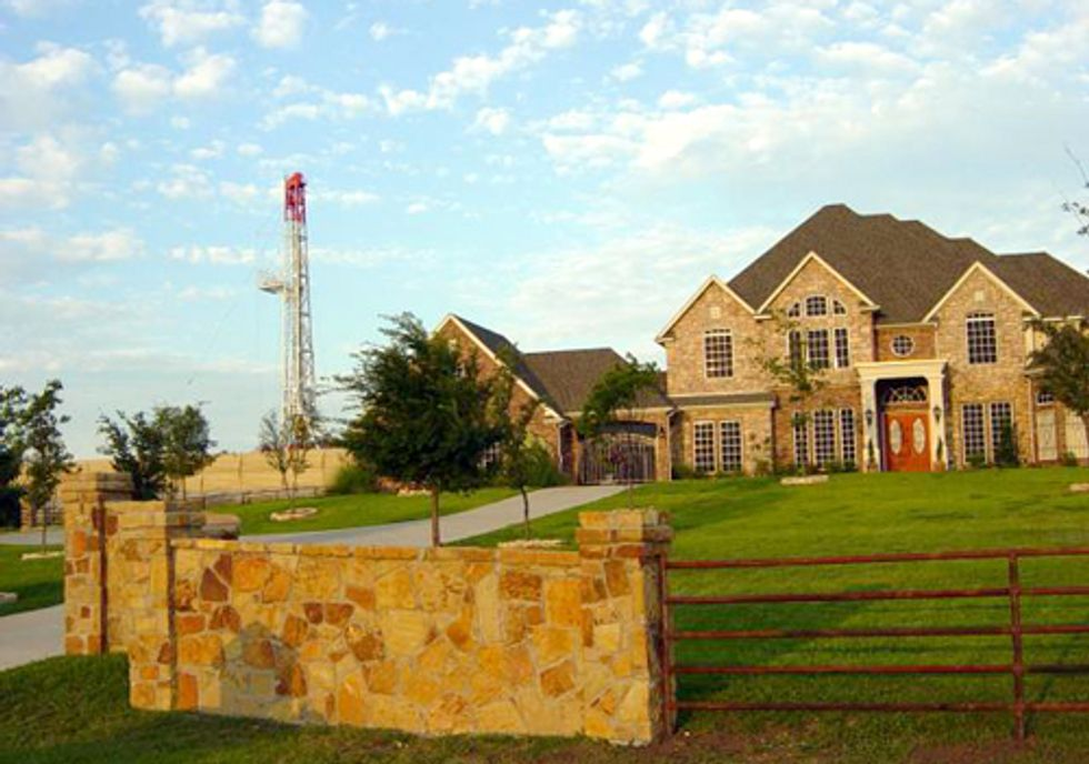 Fracking: Coming to a City or Suburb Near You