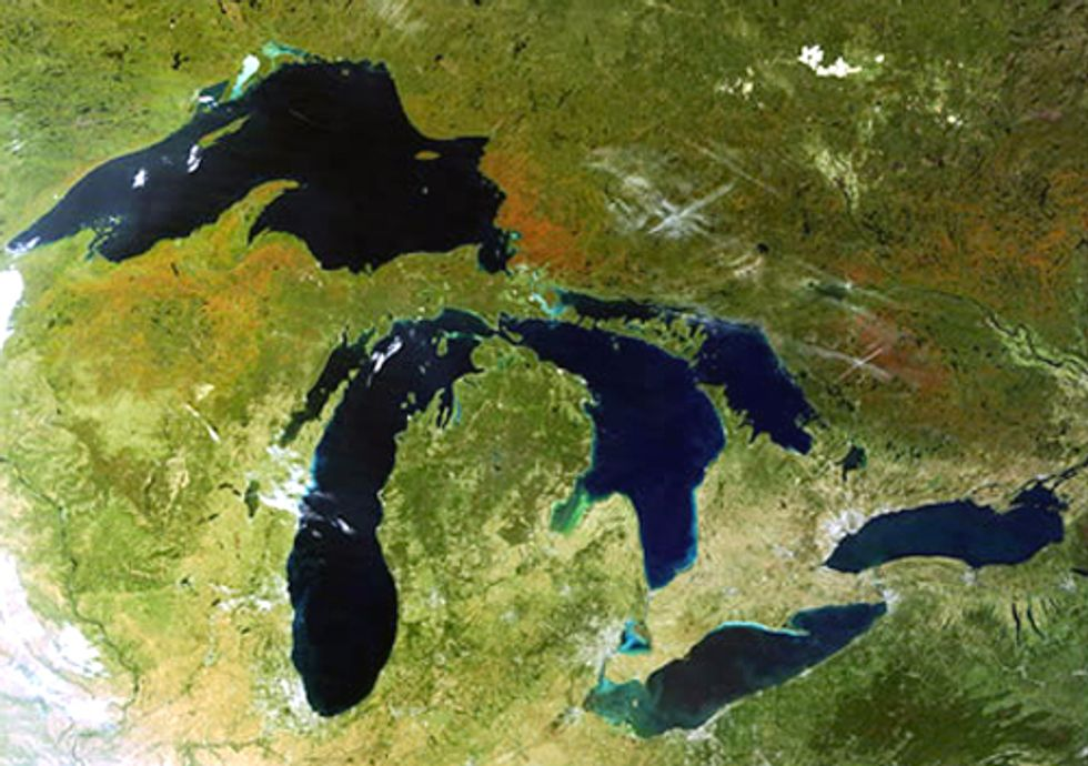 New Poll Shows Strong Support for Great Lakes Restoration